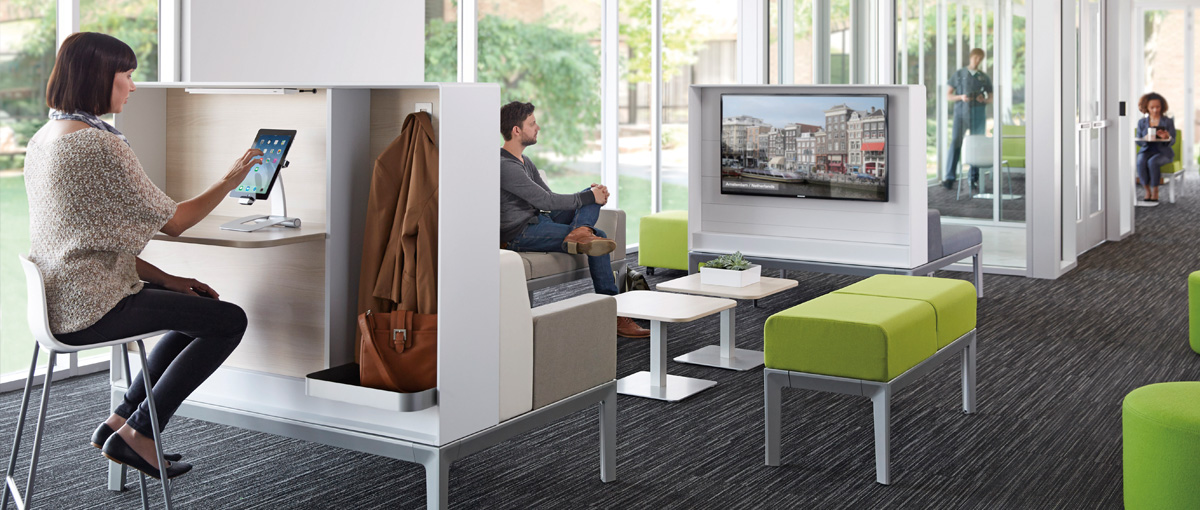 Steelcase Waiting Room Pic for August 22 Blog Post
