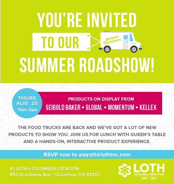 August Roadshow
