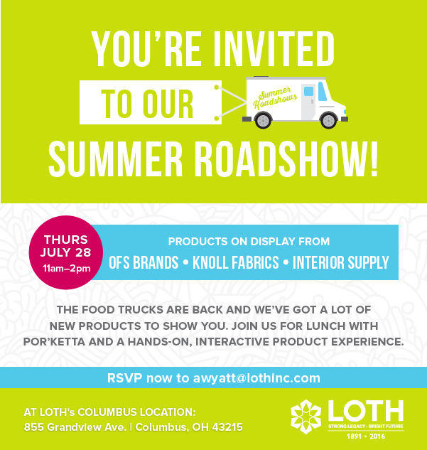 July Summer Roadshow
