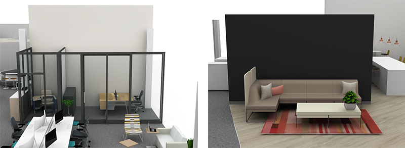 Grandview Work Studio Rendering