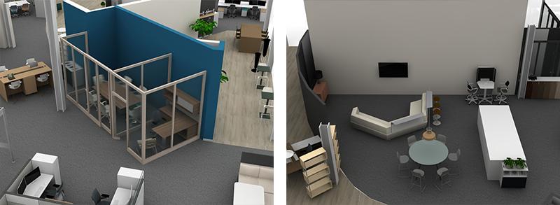 Grandview Work Studio Renderings