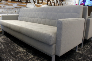 Heartland Bank sofa