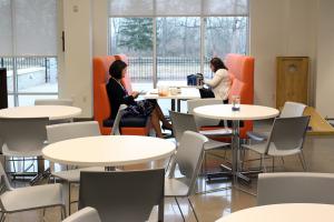 Heartland Bank Work Cafe