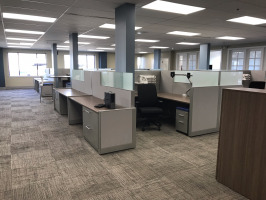 Habegger open office workstations