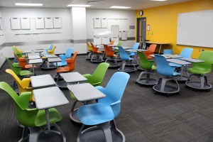 Deer Park Academy classroom
