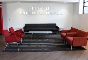 Deer Park Academy lounge
