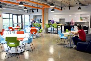 Updox work cafe