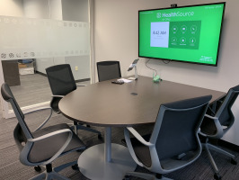 HealthSource of Ohio conference room