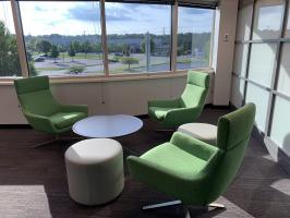 HealthSource of Ohio huddle space