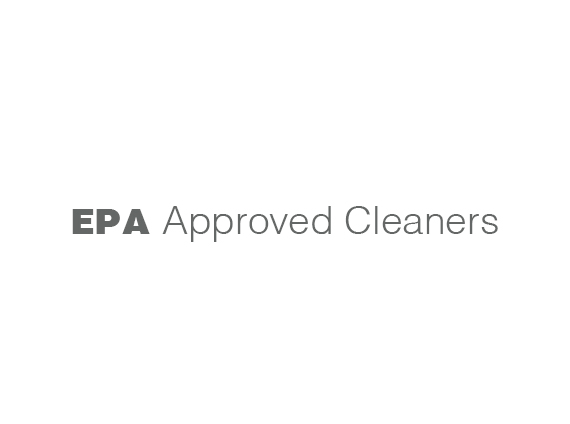 EPA Approved Cleaners