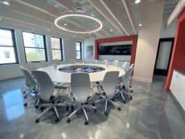 Candid Conference Room