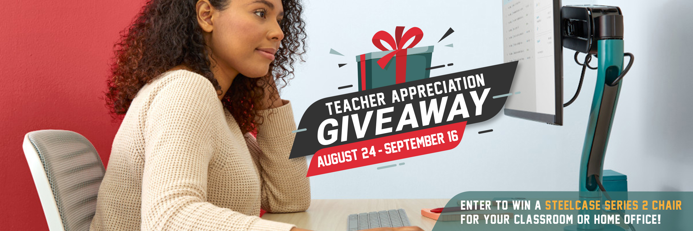 Teacher Giveaway