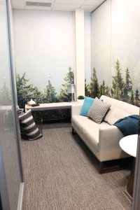 workspace respite room