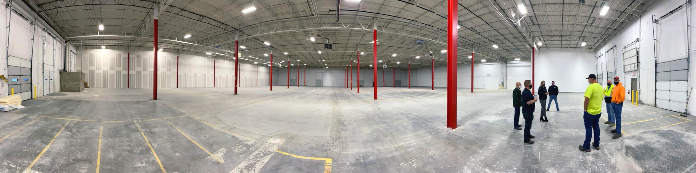 Columbus Distribution Center